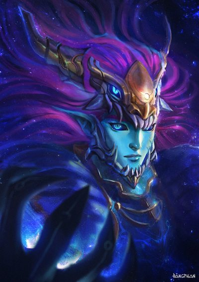 Female-Aurelion-Sol-by-DavidPan-Gender-Swap