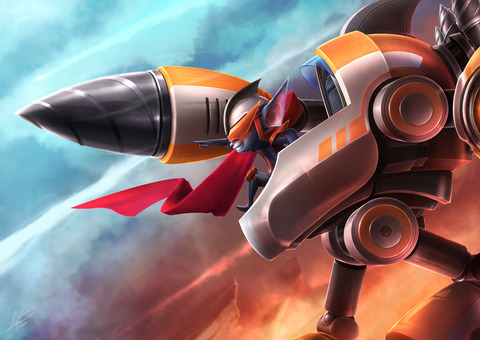 Super-Galaxy-Rumble-League-Of-Legends-Fan-Art