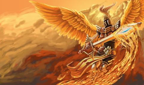 phoenix_kayle_by_hawkshock-d4dddig