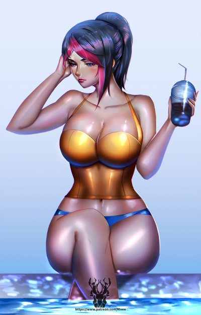 Pool-Party-Fiora-by-Aloe-HD-Wallpa