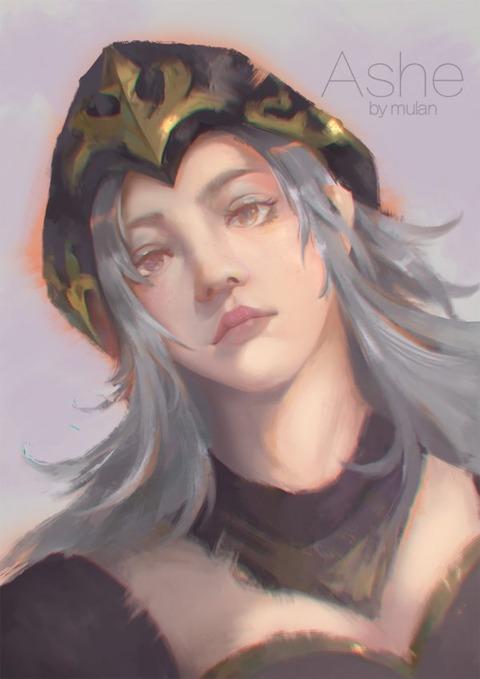 Ashe-by-mulankuku-