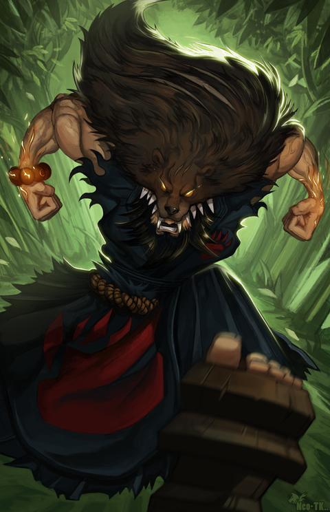 Udyr-League-of-Legends-Fan-Art-220116
