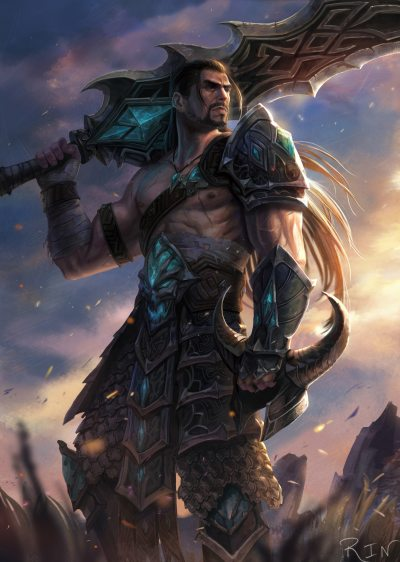 Tryndamere-by-Rin-T