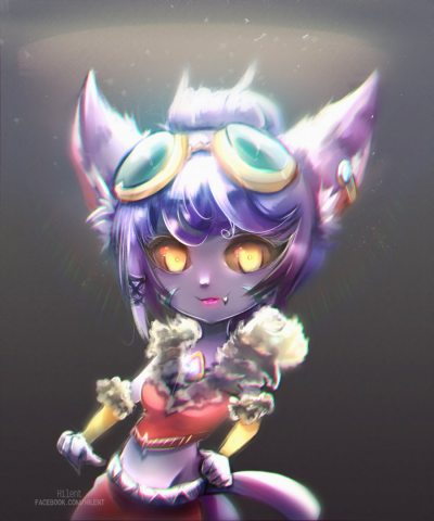 Tristana-by-Hilent-HD-Wallpaper