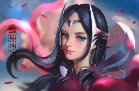 Irelia-Rework-by-Zed_楚启泽-HD