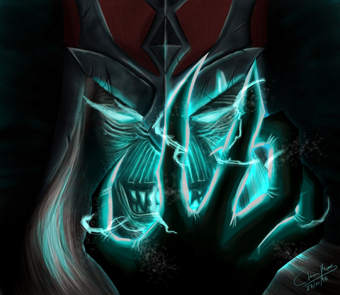 league_of_legends__karthus_in_oilpaint