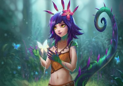 Neeko-by-Weble-HD-4k-Wall