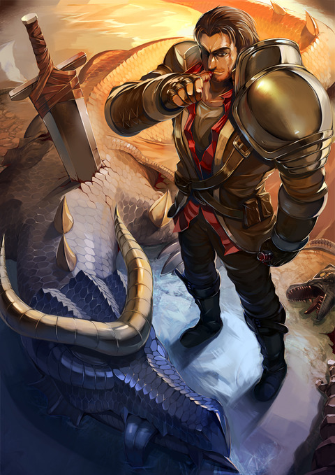 rugged_garen_has_slain_the_dragon_by_yefta03-d7j1kmw