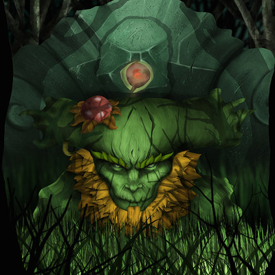kevin-schraa-ivern-the-green-father