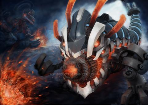 battlecast__kog_maw___2013_8_13__by_wugedou-d9b6soz