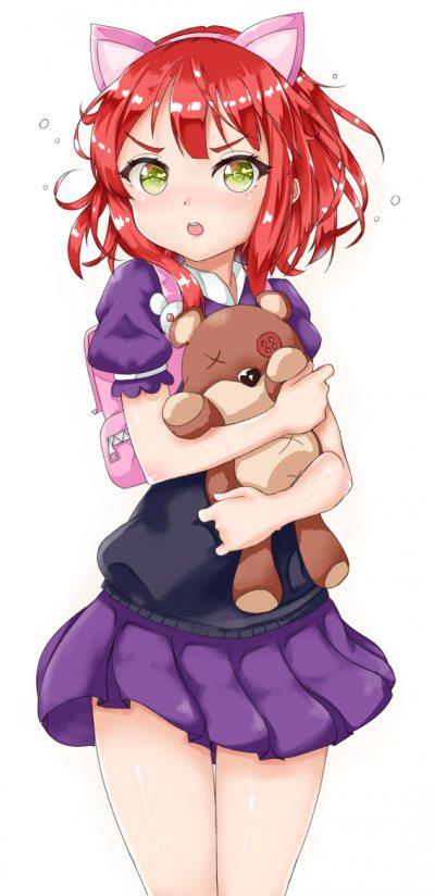 Annie-by-ChocoNyan