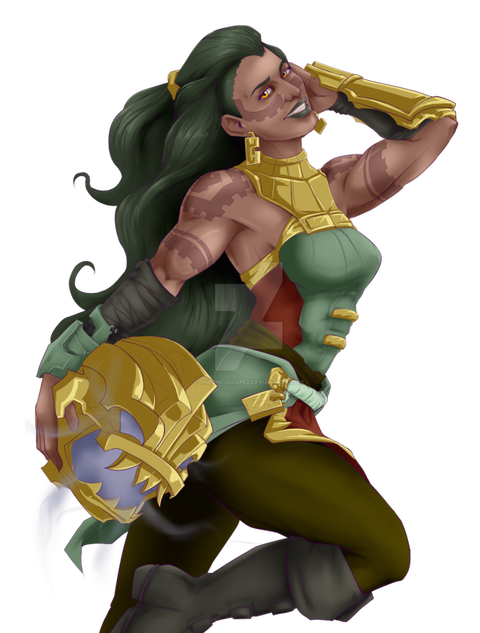 Illaoi-by-The-Piojolopez-