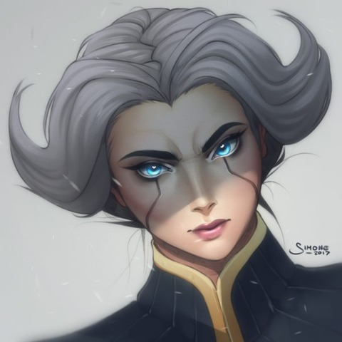 Camille-Portrait-by-simoneferriero