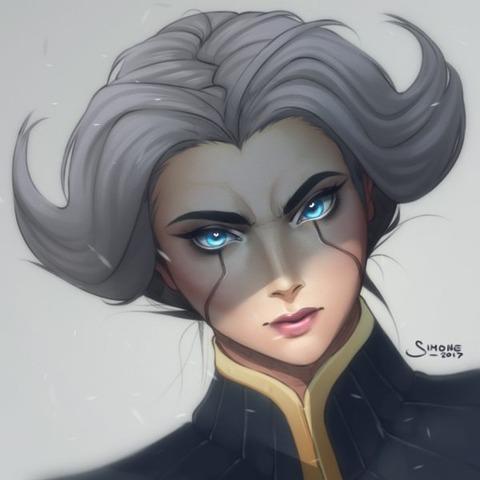 Camille-Portrait-by-simoneferriero