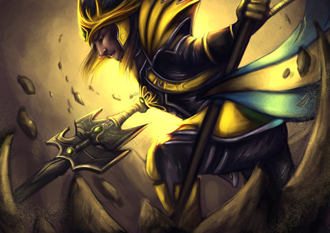 Jarvan-IV-League-Of-Legends-Fan-Art