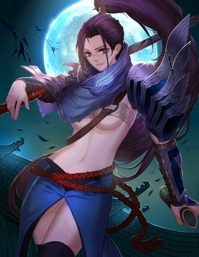 Female-Yasuo-by-ci
