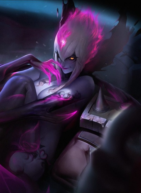 Evelynn-Rework-by