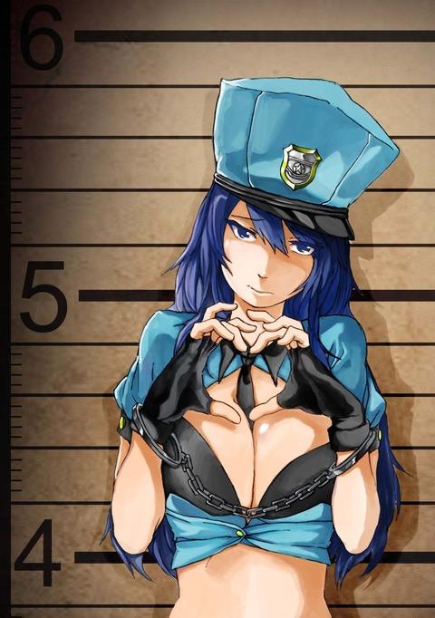 Officer-Caitlyn-League-of-Legends-Fan-Art0304