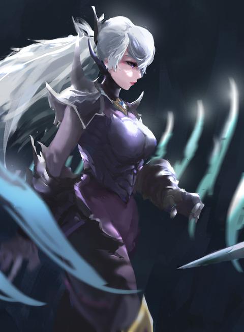 Nightblade-Irelia-by-leontim-HD-Wal