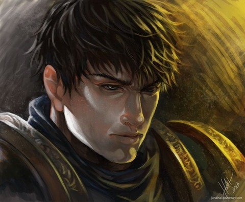 Garen-League-Of-Legends-Fan-Art