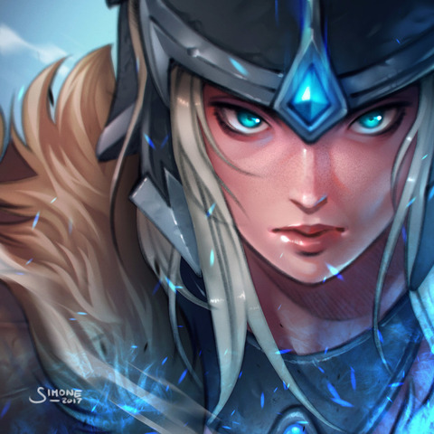 sejuani_by_simoneferriero-dbbkpb4