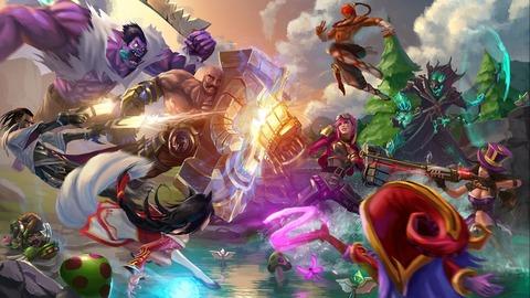 Teamfight-Fan-Art