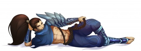 Yasuo-by-Karoughh-