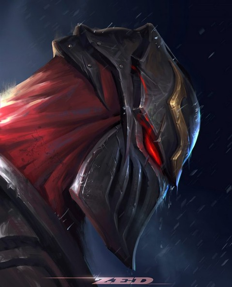 Zed-Portrait-by-johnny-zha-HD-Wa