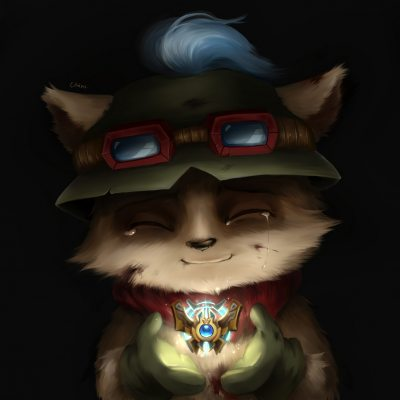 Teemo-by-Citrius-HD