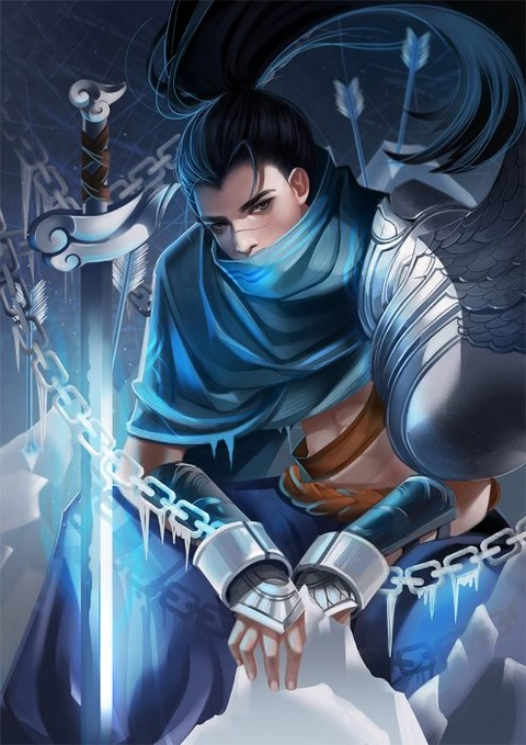 Yasuo-by-long5009