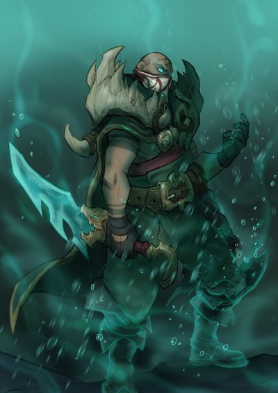 Pyke-by-mkuchima-HD-