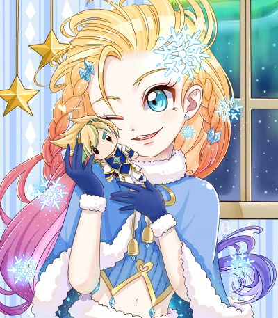 Freljord-Zoe-Chibi-Star-Guardian-Ezreal-by-箬