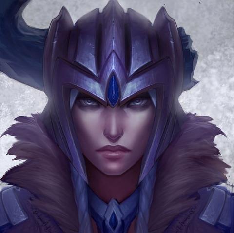 Sejuani-League-Of-Legends-Fan-Art