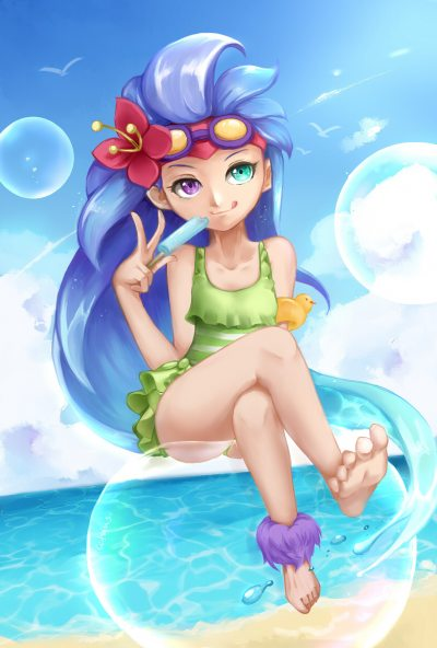 Pool-Party-Zoe-by-Citrius-HD-Wa