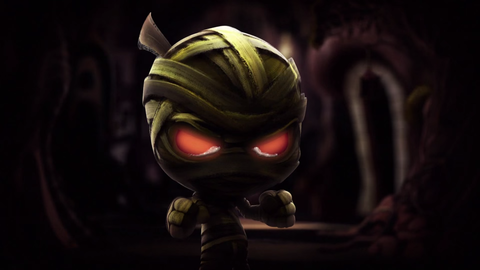 Amumu-Fan-Art