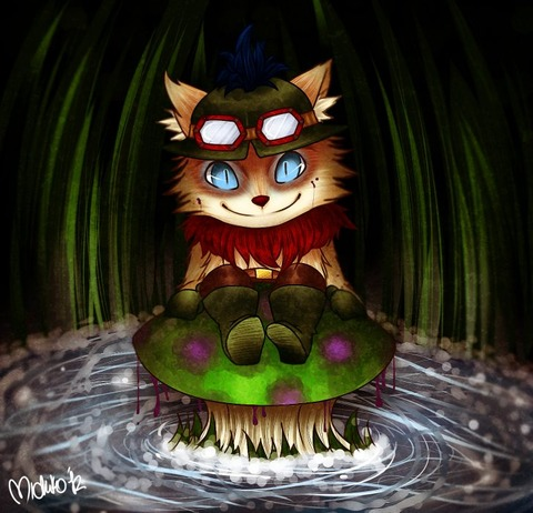 Teemo-by-MichikoPon-