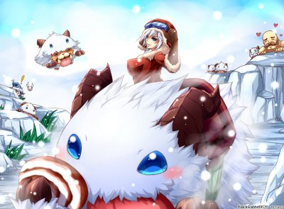 Poro-Rider-Sejuani-by-六月の兎-