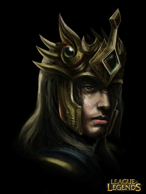 Jarvan-IV-League-Of-Legends-Fan-Art-1