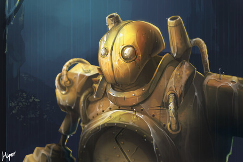 Blitzcrank-League-Of-Legends-Fan-Art