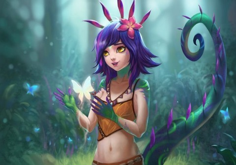 Neeko-by-Weble-HD-4k-Wallpaper-Backg