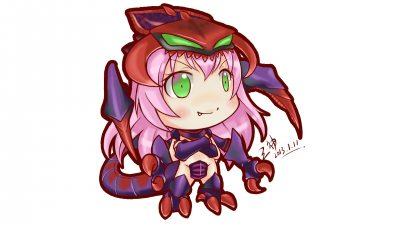 Chibi-Female-ChoGath-by