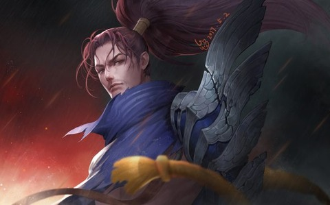Yasuo-by-miea-HD-Wallpaper