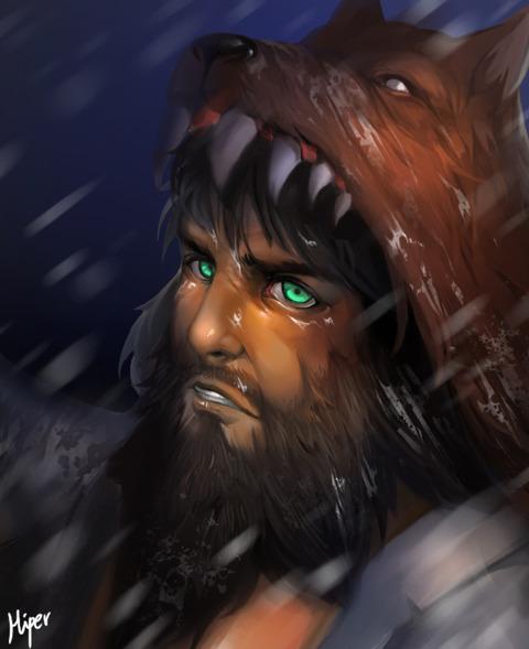 Udyr-League-Of-Legends-Fan-Art