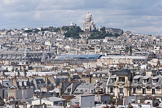 330px-Butte_Montmartre_from_centre_Pompidou