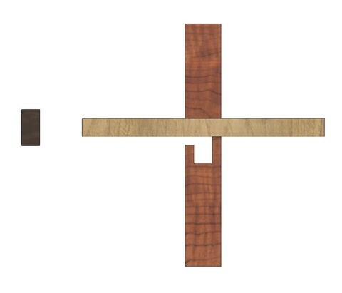 3本組木 v3 N2-上