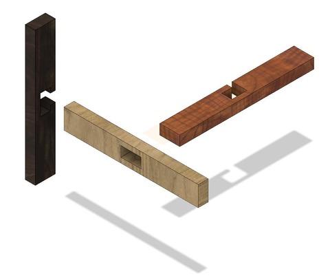 3本組木 v3 N1-2