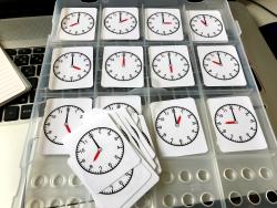 時計マッチング