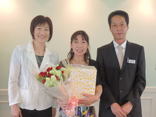 nakajima表彰