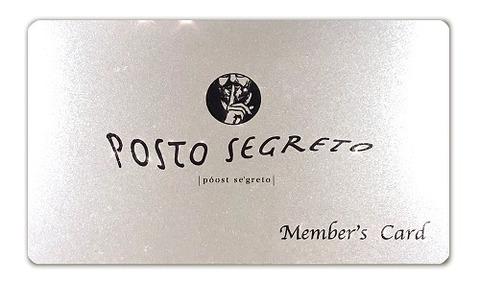 PS_member's Card-s