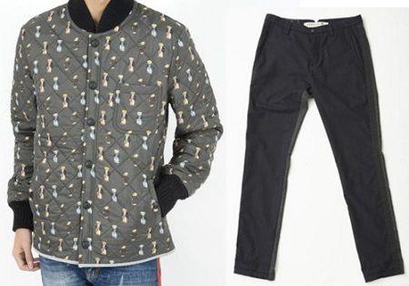 MACCHIA J-jacket&pants